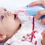 Соплеотсос для новорожденных: нужно ли пользоваться аспиратором при насморке