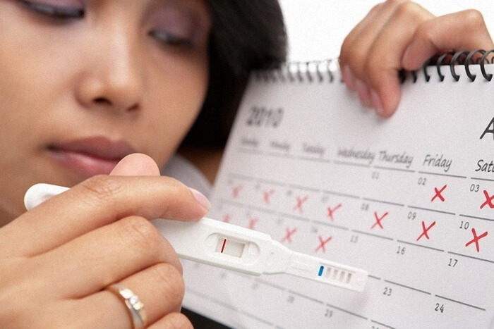 Как узнать срок беременности по последним месячным: основные методы