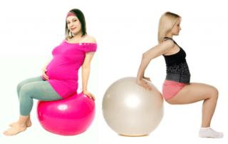 Гимнастика при беременности - залог хорошего самочувствия