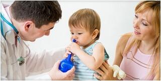 Препараты для лечения назначает детский врач