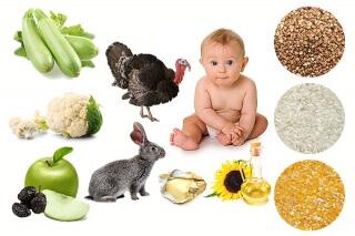 Важно определить готовность ребенка к переходу на новое питание