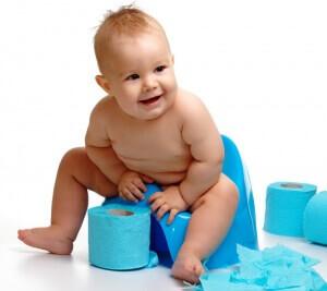 Наличие крахмала в кале новорожденных не является патологией