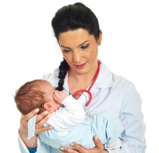 Средства для лечения новоржденных назначает только специалист