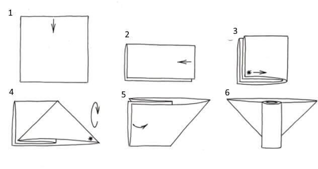 Как правильно сшить из марли подгузники