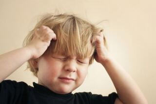 Дистония у детей - результат психологического переутомления