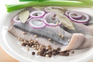 Качественная селедка - полезный продукт питания