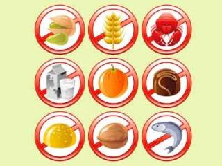 Родители должны знать о продуктах-аллергенах