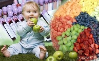 Анемия наиболее часто наблюдается у детей, которые плохо питаются