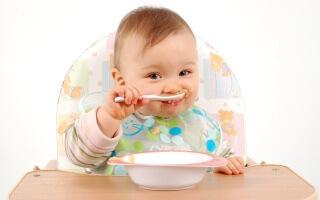 Манная каша - полезный пищевой продукт