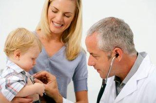 Продолжительный кашель у ребенка - повод обратиться к врачу