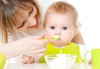 Правильный режим питания - залог здоровья малыша