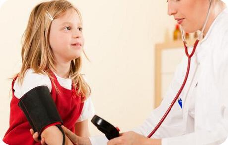 Высокое артериальное давление у ребенка: что делать