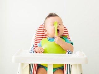 Полезный рацион - залог здоровья малыша