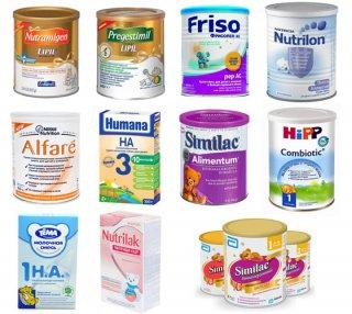 Полноценное питание - залог здоровья малыша