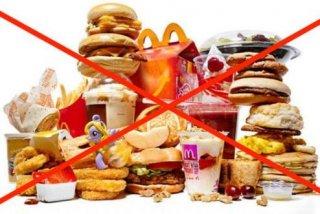 О запрещенных продуктах следует знать