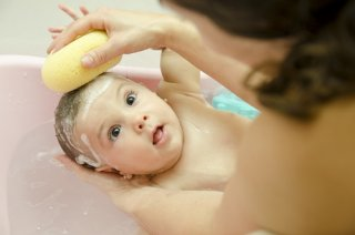 Правильный уход за ребенком - залог его здоровья