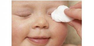 Правильный уход за малышом - залог его здоровья