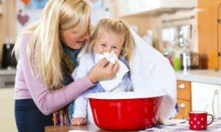 Ингаляция - эффективный способ лечения насморка