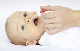 Раствор соли - эффективное средство лечения насморка