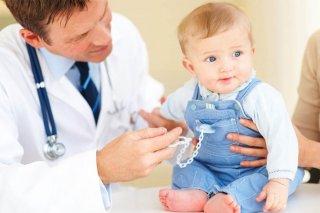 Появление белого кала у ребенка - повод обратиться к врачу
