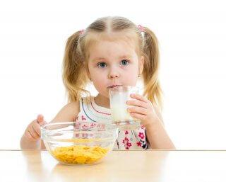 Правильное питание - залог здоровья ребенка