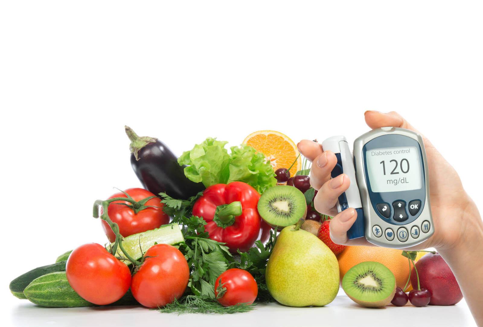 Какое рекомендуется меню для детей, больных сахарным диабетом?