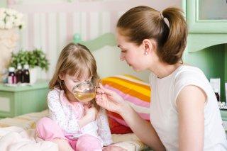 Соблюдение питьевого режима - залог быстрого выздоровления