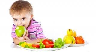 Правильное питание - заорг здоровья малыша