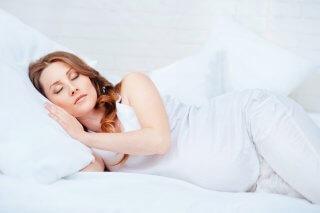 Полноценный отдых - залог здоровья беременной женщины