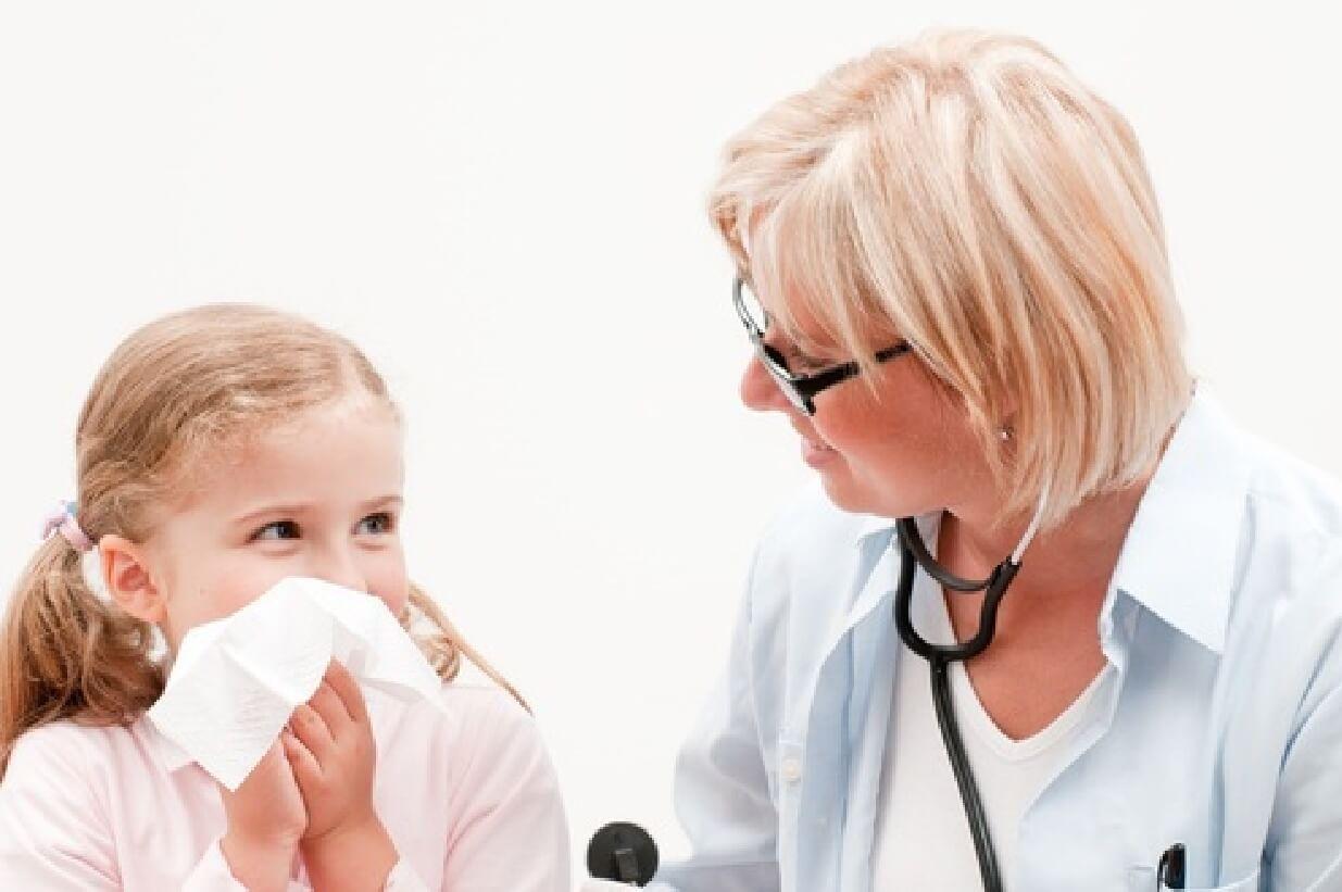 Какая необходима первая помощь при легочном кровотечении у ребенка