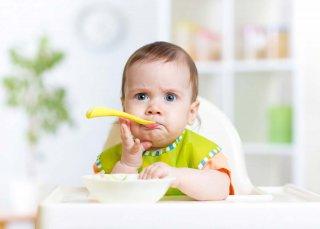 Правильное питание - залог здоровья малыша