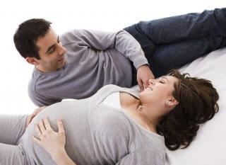 Секс на последних неделях беременности