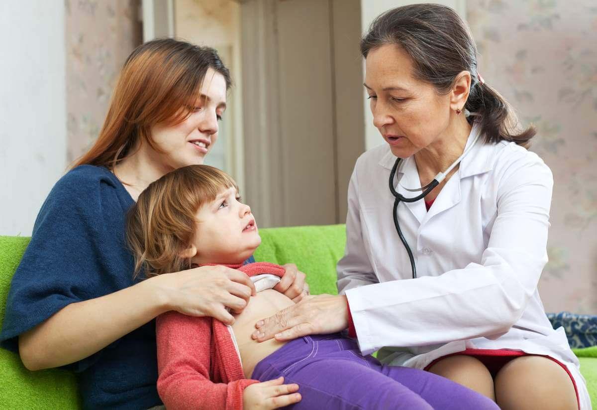 Дискинезия желчного пузыря: лечение патологии у детей