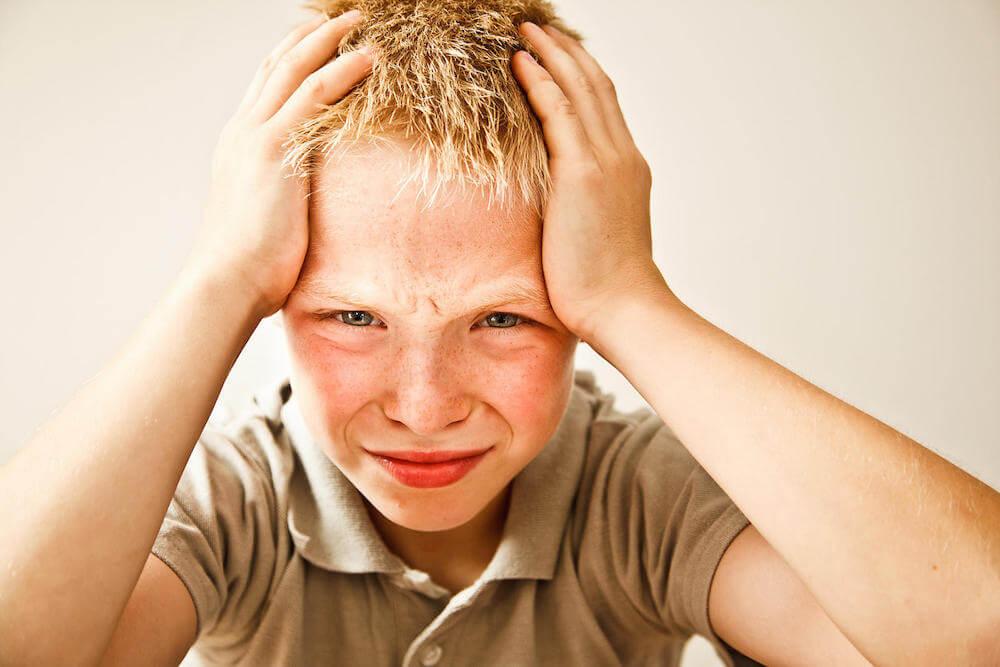 Головокружение при повороте головы у ребенка: причины патологии