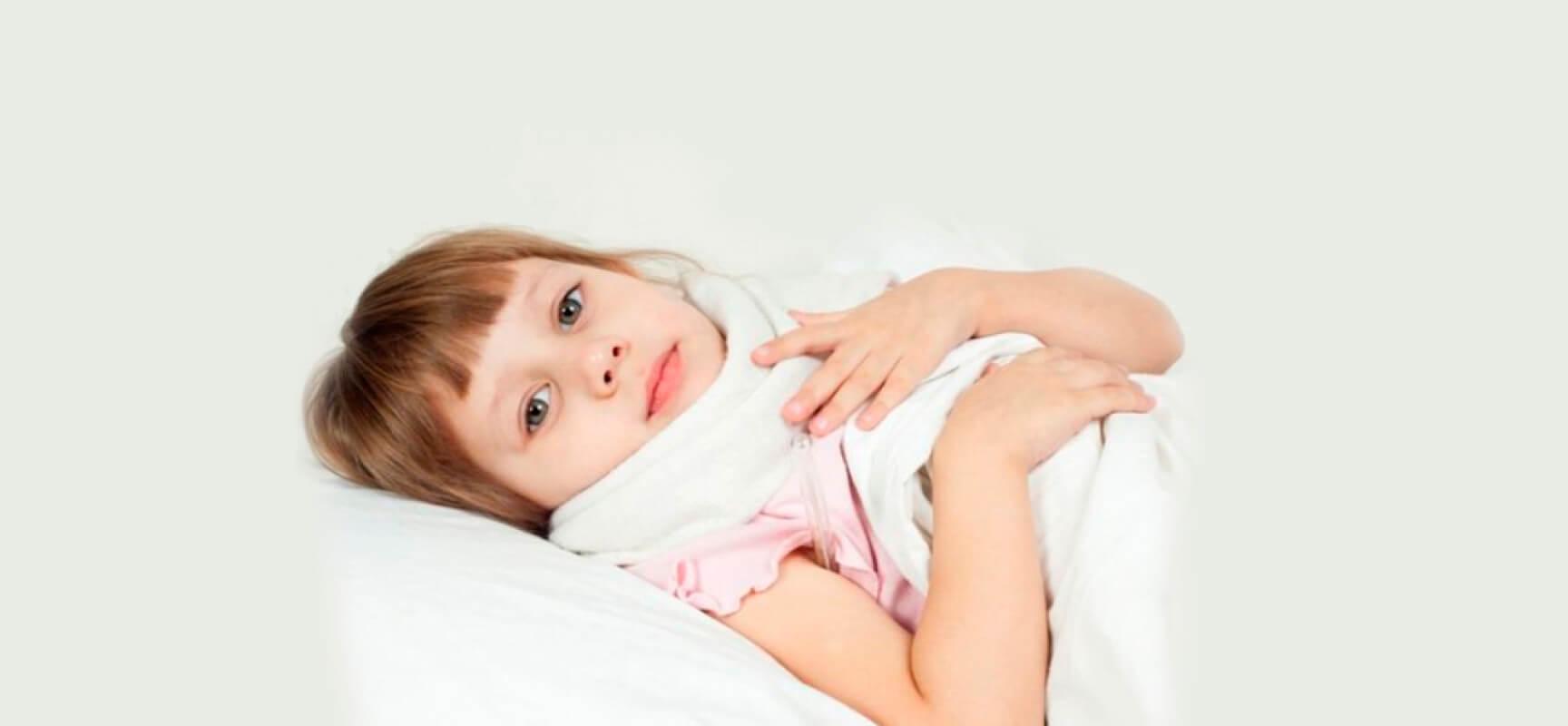 Менингококковая инфекция у ребенка: симптомы опасного недуга