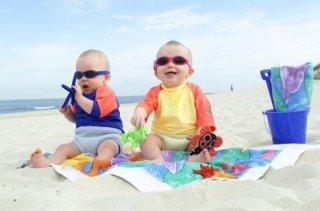 Аллергия на солнце - одна из причин кожного зуда