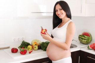 Сбалансированное питание - залог здоровья будущей мамы