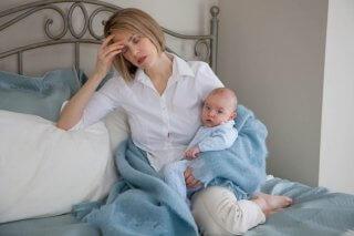 Чувство голода - одна из рпичин отсутствия сна у малыша