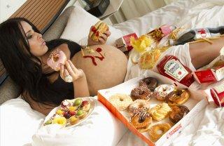 Повышение аппетита у беременной