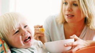 Плохой аппети у ребенка - сигнал о начале заболевания