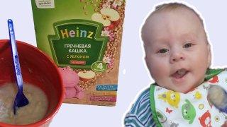как приготовить полезную и сытную еду для малыша