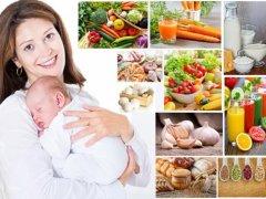 Какие рекомендуются салаты при грудном кормлении?
