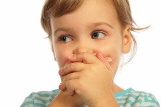 Моллюски на коже у детей