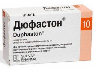 дюфастон гормональный или нет