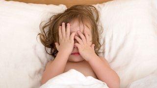 как помочь малышу заснуть