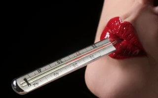 Измерение температуры на слизистых оболочках
