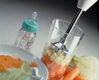 приготовление и хранение детского питания