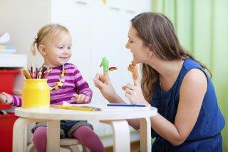 коммуникативные навыки у детей