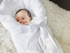 Что должно входить в комплект для выписки новорожденного?