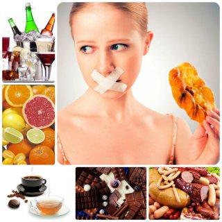 вредные привычки при кормлении грудью